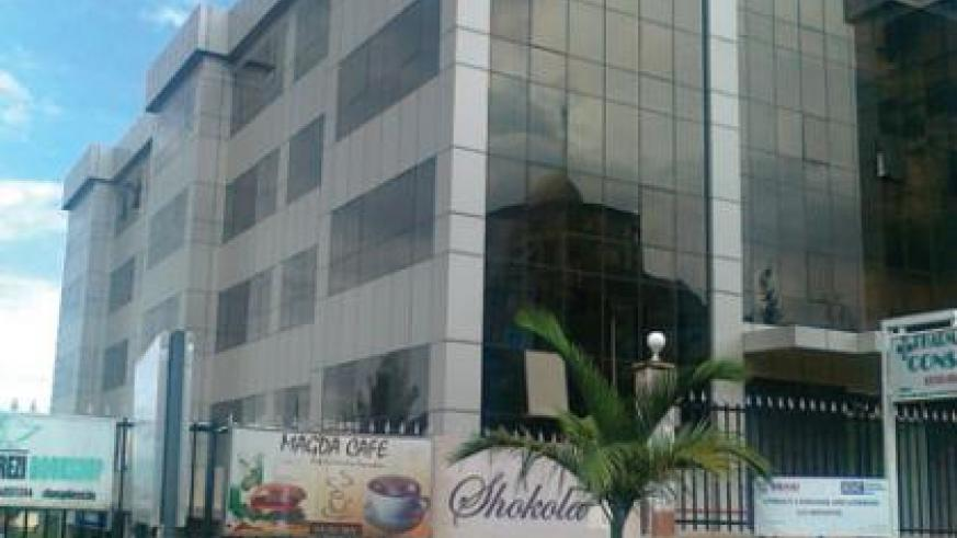 One of the commercial buildings in the city centre that have decent office space. Analysts say there is need to attract more investors in real estate development across the city. The N....