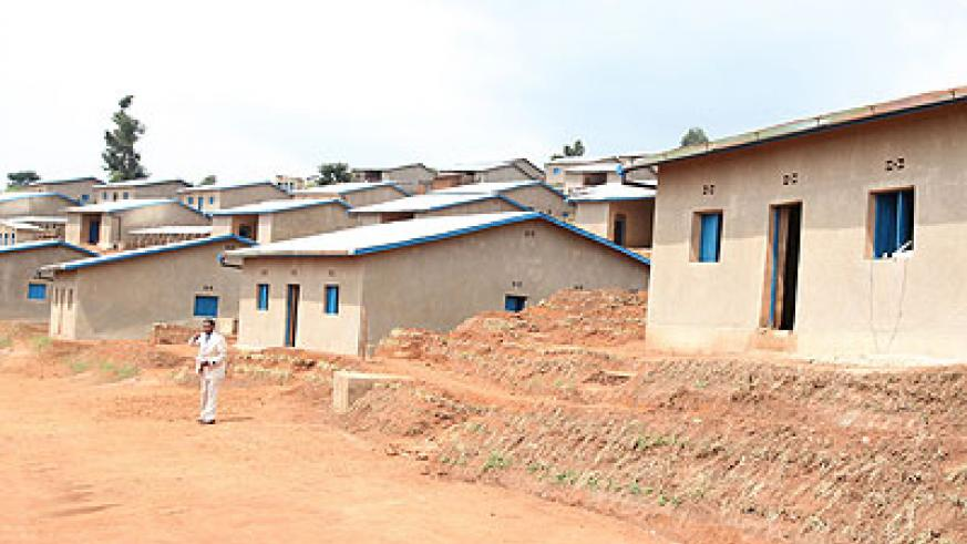 City of Kigali authorities need to put more emphasis on affordable housing. The New Times /File.