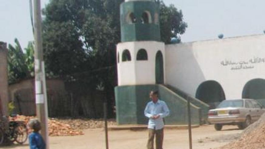 There is a huge Islamic influence in Rwamagana.