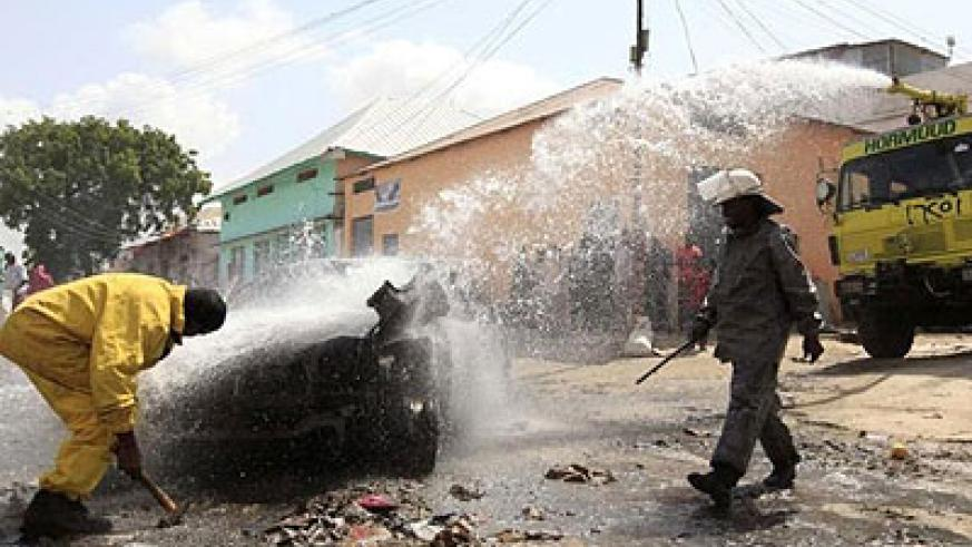 In previous years, the month of Ramadan has seen a surge in al-Shabab attacks. Net photo.