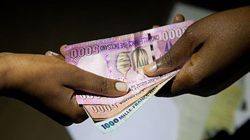 Transparency International says many citizens in East Africa still believe in paying bribes for service. The New Times/ T. Kisambira.