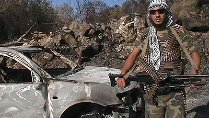 FSA said Hamami and his brother were killed while on a surveillance mission in the Turkmen mountains. Net photo.
