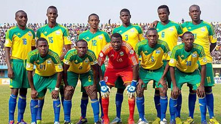 Amavubi face a stern test against Ethiopia in the qualifier for Africa Nations Championship which will be held in South Africa next year. Sunday Times/T. Kisambira