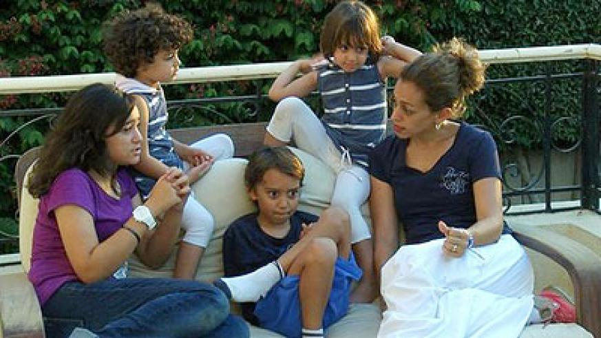 Many middle class families are considering leaving Egypt. Net photo.