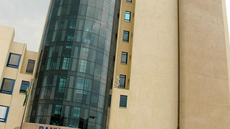 RSE listed Bank of Kigali shares have received impressive ratings. The New Times/File photo