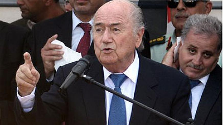 Sepp Blatter believes there is still time to switch the 2022 World Cup to winter
