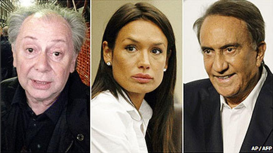 L-R: Mora, Minetti and Fede are all expected to appeal. Net photo.