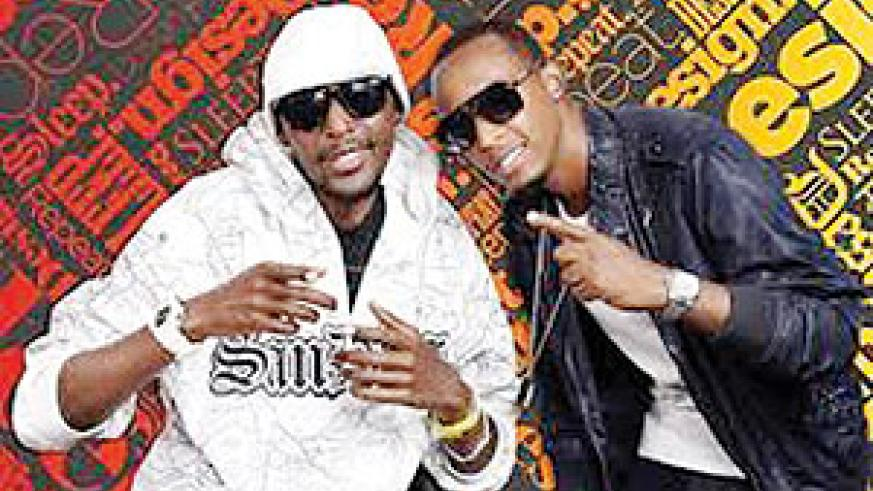 Two 4Real, the lads behind the hit song, 'Kanda Amazi' will also be there. Saturday Times/Courtesy photo