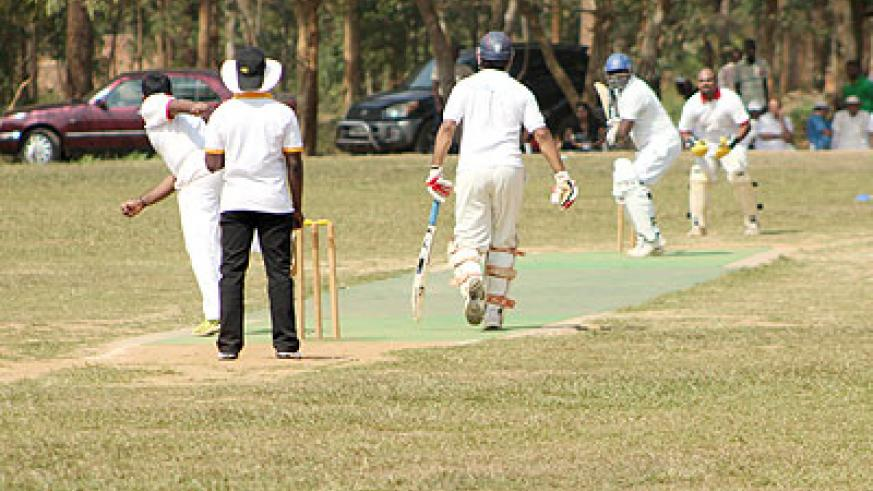 Kerala Hunters won their opening match against Indorwa in the on-going UAE Exchange & Xpress Money T20 tournament. The New Times/ Courtesy.