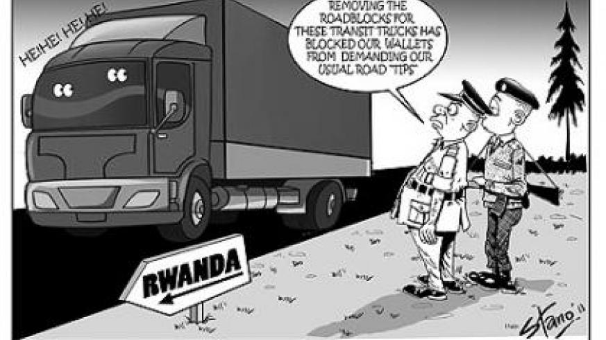 Rwandan truck drivers have welcomed the new move by the Kenyan government to remove police roadblocks between the coastal port city of Mombasa and Malaba, near the Ugandan border.