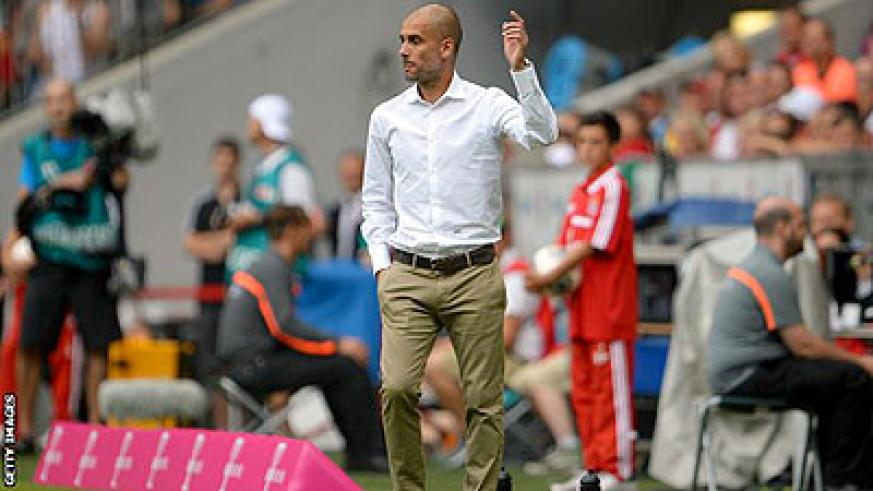 Boost for Pep Guardiola as Bayern beat his old club Barca on Wednesday