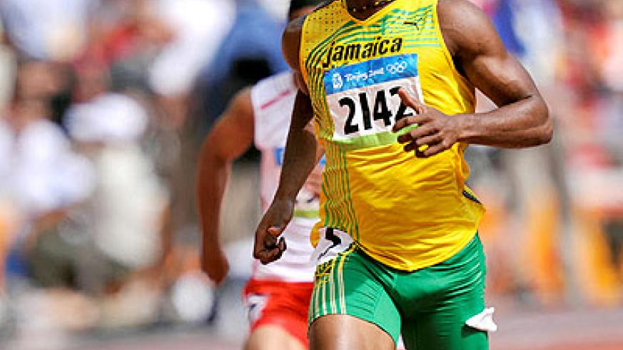 Asafa Powell vows not to retire