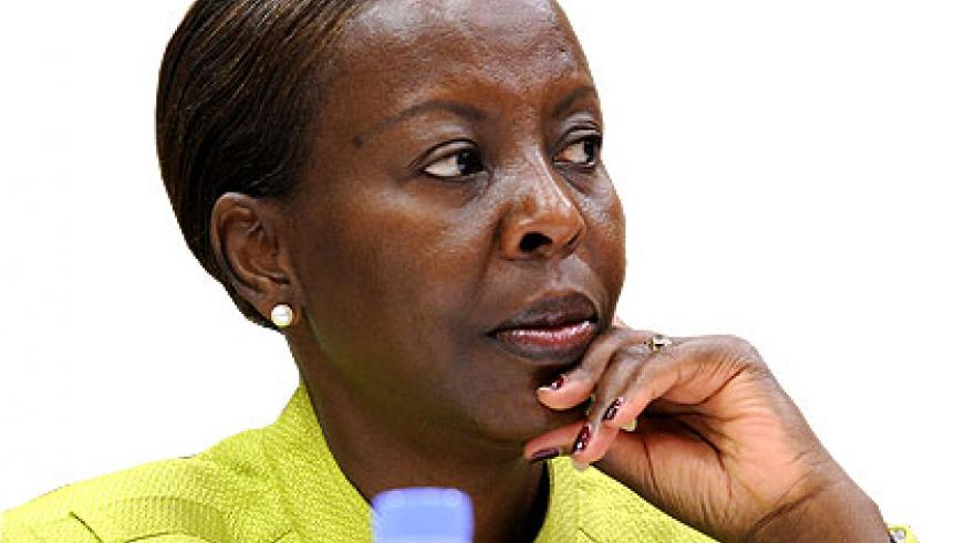 Louise Mushikiwabo, Foreign Affairs minister