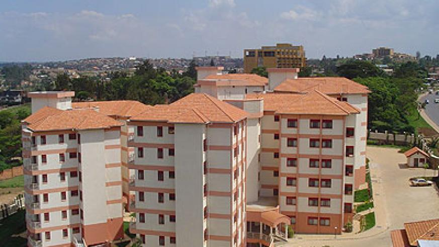 For one to build a top estate like this, they need to engage sector professionals. The New Times / File photo