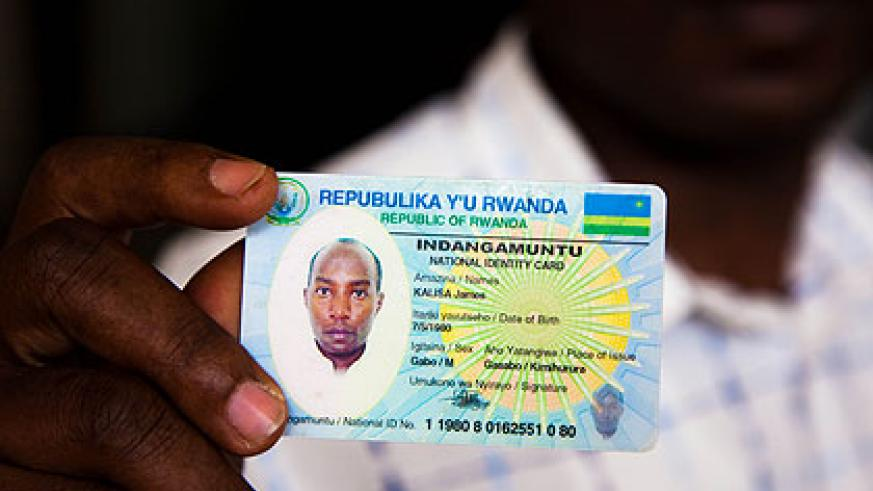 National IDs will complement passports as travel documents within Uganda, Rwanda and Kenya. Saturday Times/Timothy Kisambira.