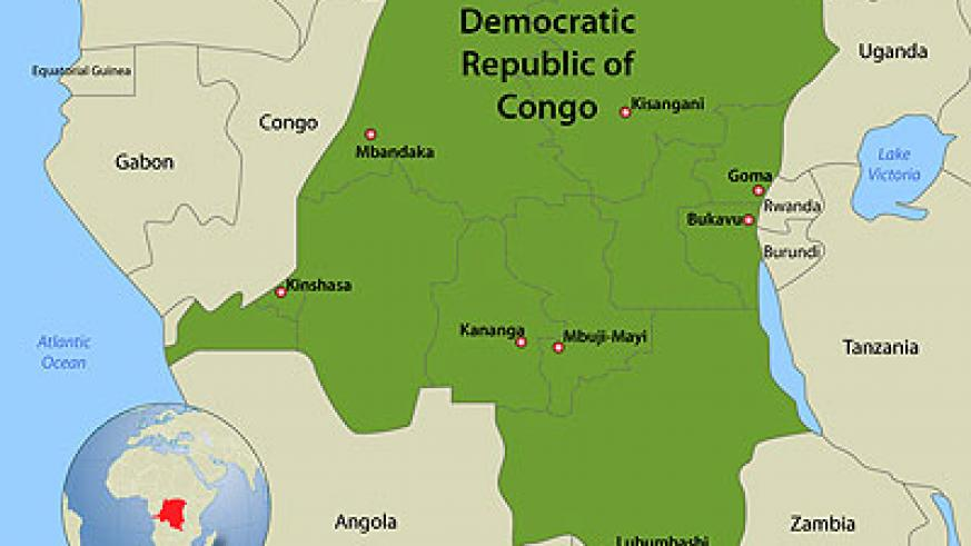 DR Congo's problems were caused by colonisation.
