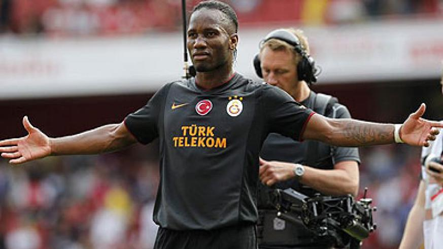 Drogba returns after months of absence . Net photo.