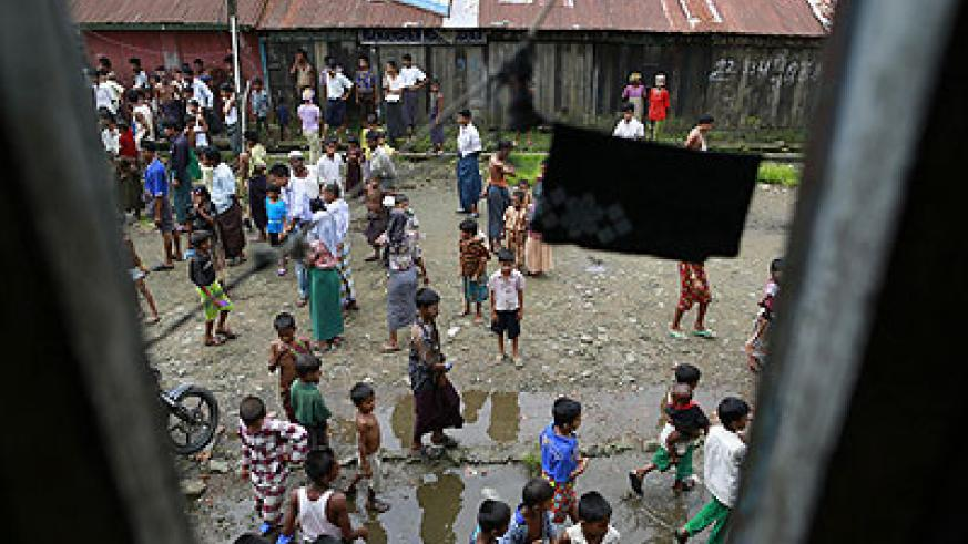 The arrest of the activist coincides with UN human rights envoy's visit in Rakhine state. Net photo.