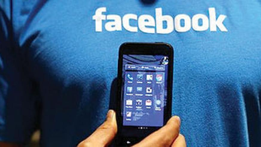 Facebook says it wants to provide a simpler online shopping experience. Net photo