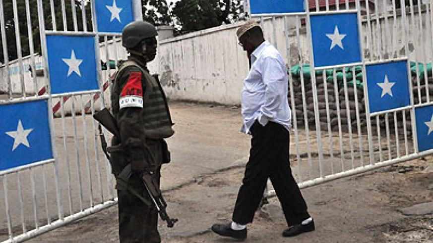 Some of the fabricated witnesses told HRW that Rwanda has peacekeepers in Somalia. Net photo.