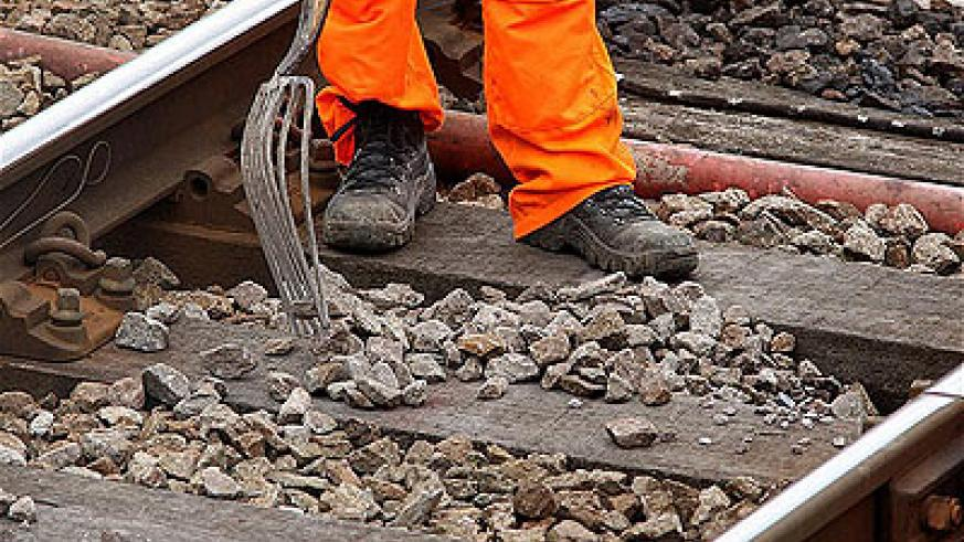 The rail line project that is expected to be completed in 2018, is estimated to cost $3.5 billion.  Saturday Times/File.