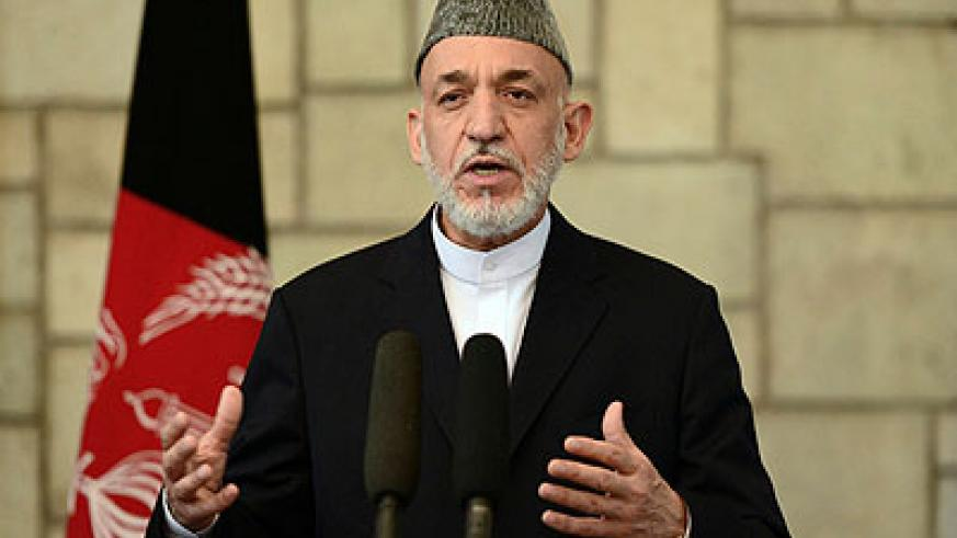 Karzai will travel to Pakistan on August 26-28 to breathe life into the stalled peace process. Net photo.