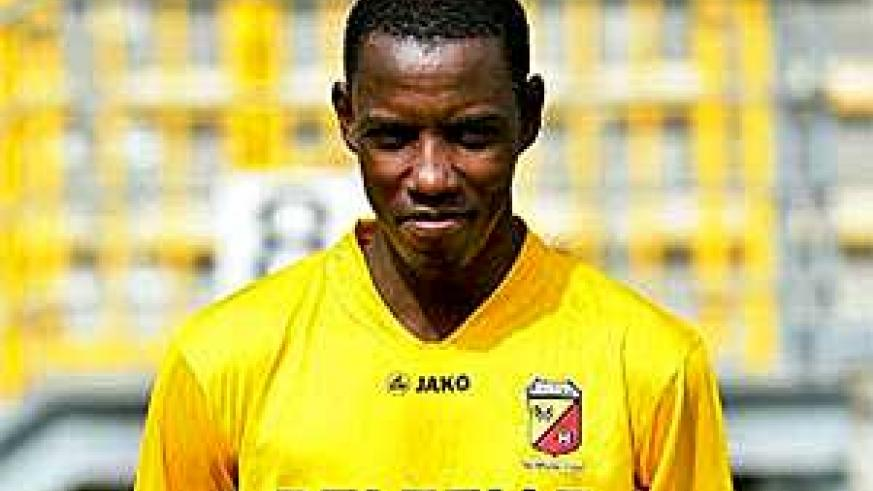 Jimmy Mulisa has joined Belgium's third division league outfit