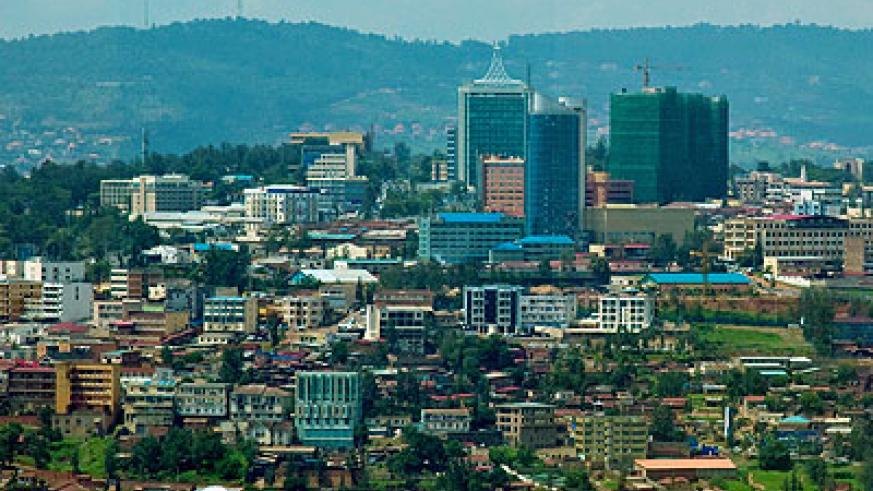 With no proper sewerage system, every house in Kigali sists on its own sewage bomb. The New  Times / File.