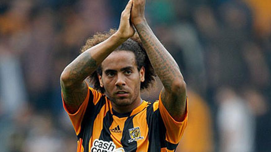 The £5.25m signing of Tom Huddlestone from Spurs broke Hull's transfer record. Net photo.