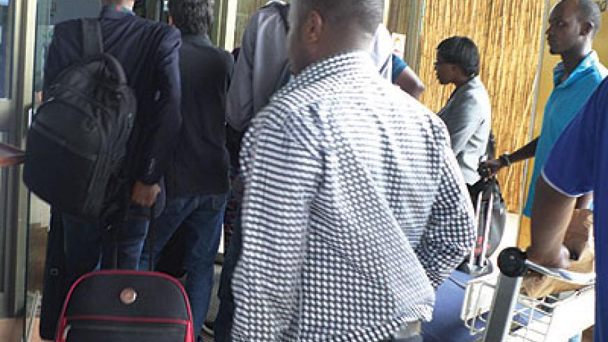 The delegation leave for Brazzeville on Sunday. The New Times / Collins Mwai