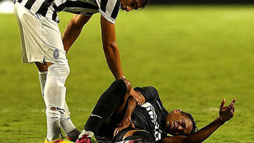 Inter vs Juventus has always produced all sorts of drama. Net photo.