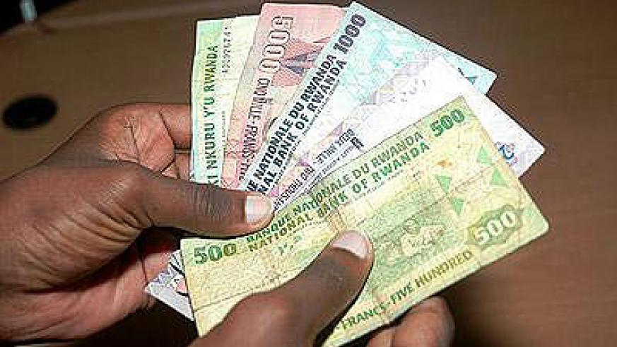 The Rwandan Franc has been losing value against major currencies since late July. Net