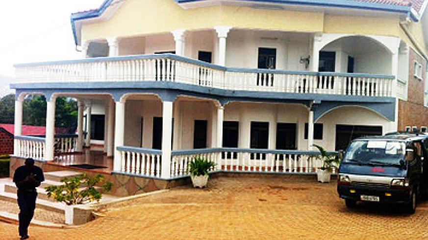 Romalo Guest House is large, clean, tiled, and ever ready for you.  All photos Sunday Times/Moses Opobo