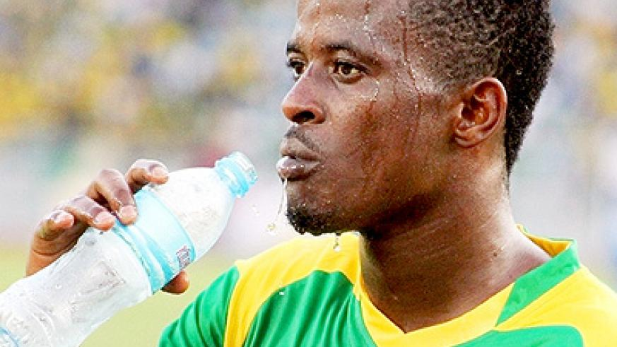 Haruna Niyonzima is one of the most popular players in the Tanzanian league.
