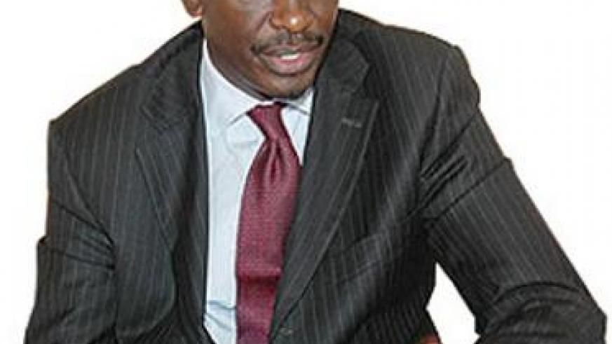 EAC boss Dr. Sezibera. The New Times /File Photo