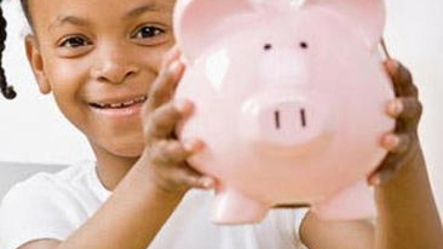 Teaching children to save at an early age is giving them a crucial life skill. New Times / Net