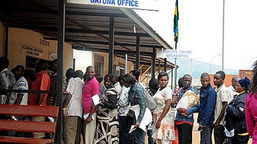 EAC citizens need to move and work freely within the bloc. The New Times/ File.