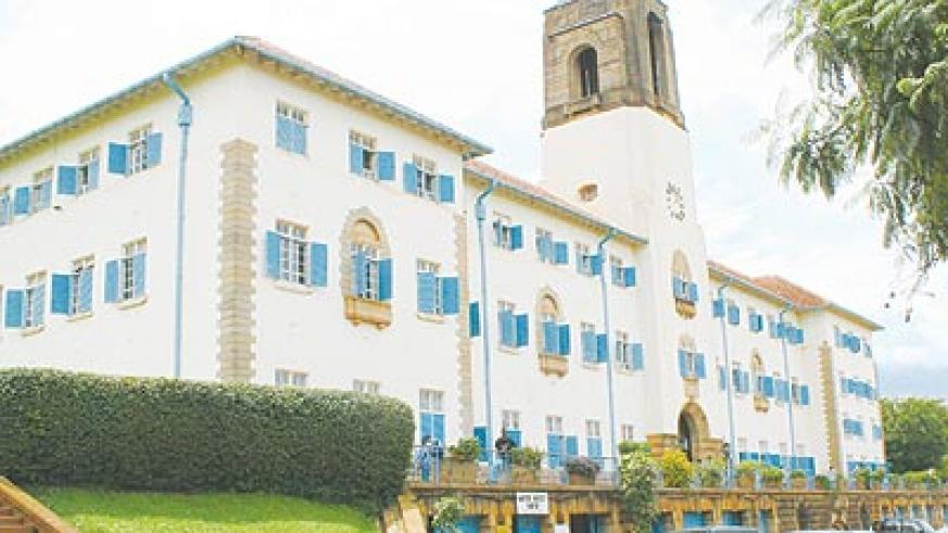 Makerere University troubles are far from over as lecturers at the law school have laid down their tools.  Net photo.
