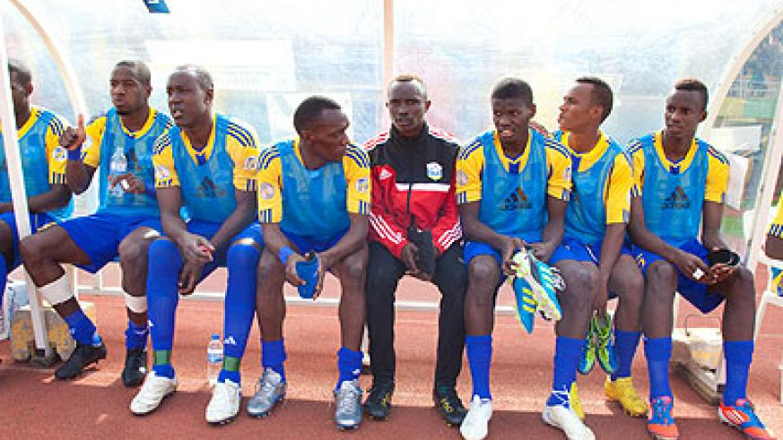 Amavubi Stars didn't play any competitive matches in the month of September but moved up two places. Times Sport/ File.