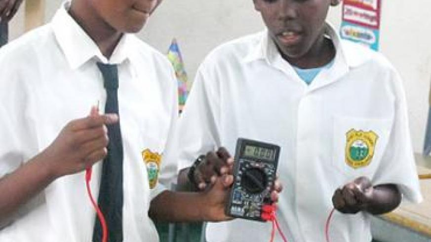 School labs will always be risky places and need continuous guidance and policing by authorities. The New Times/ File.