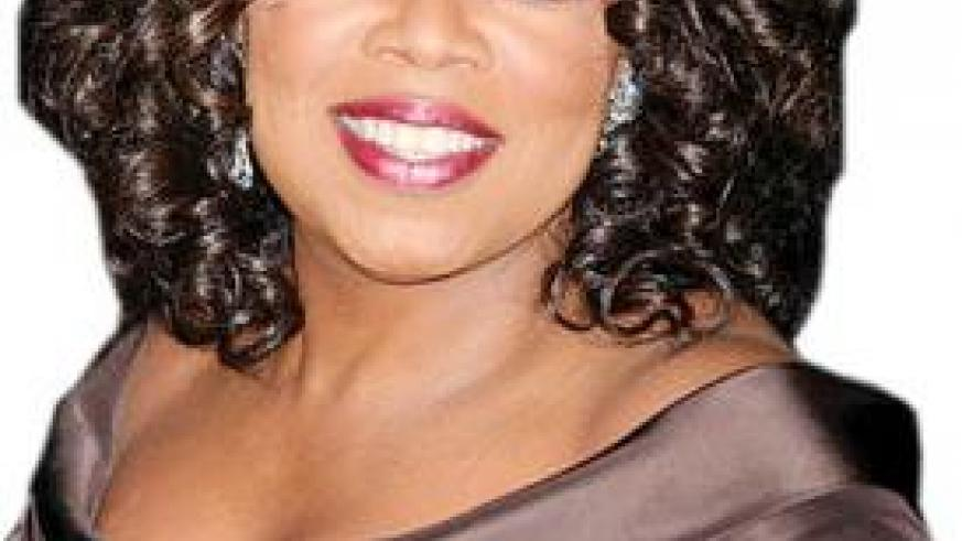 Oprah Winfrey is one of  the most succesful lefties in the world. Net photo