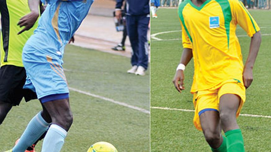 Imran Nshimiyimana will be looking to at the brace netted twice against Etincelles in midweek.