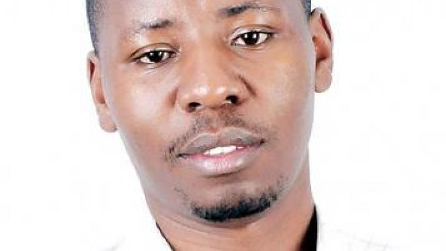 Odoobo says agriculture is no longer about hoes per se. The New Times/ Collins Mwai.