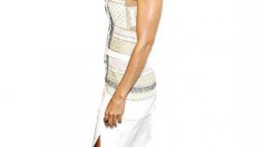 Jada Pinkett Smith didn't wear her wedding ring at the Make Equality Reality event in Beverly Hills. Net photo.