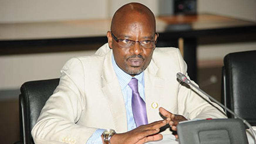 RRA chief Kagarama says the new deals with boost revenue collection. The New Times / File