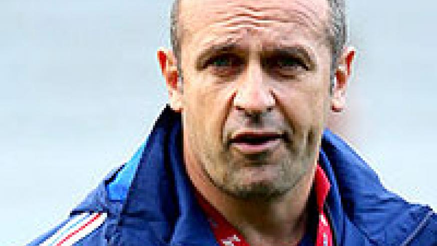 French coach Philippe Saint-Andre. Net photo.