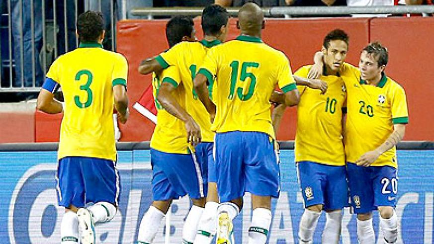 Hosts Brazil face fair opposition in Group A which consits of Croatia, Mexico and Cameroon. Net photo.