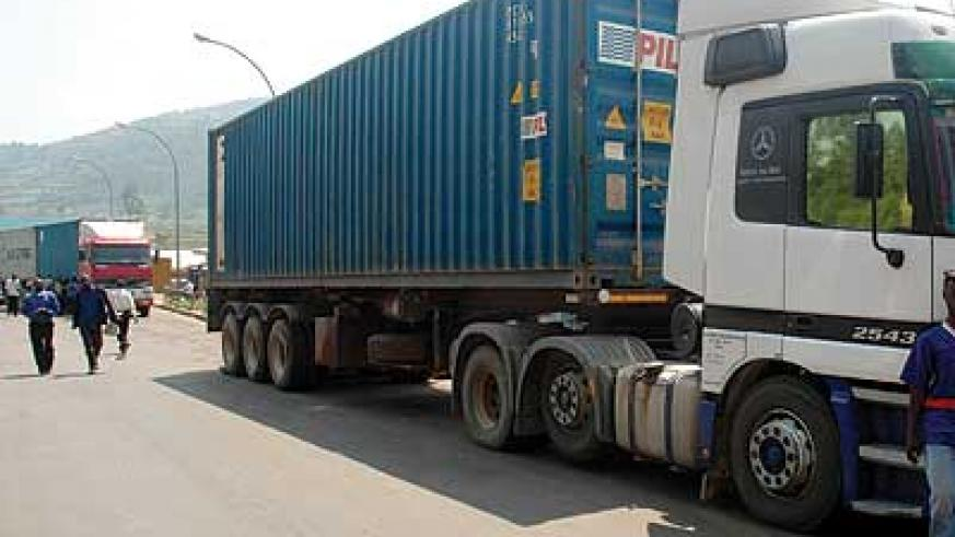 Logistics firms making it hard for local business people to trade.