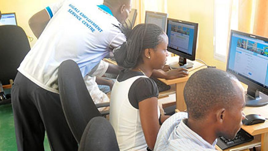 ICT development has been a key element in Rwanda's growth in recent years. The New Times/ John Mbanda.