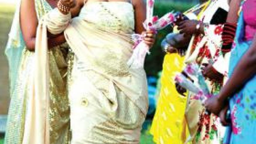 Gusaba should not just be a fancy event but a chance to learn about our culture. The New Times/ T. Kisambira
